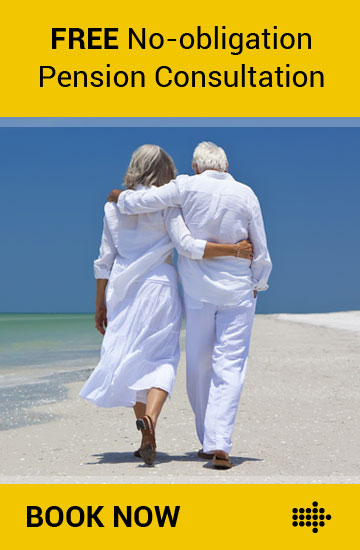 book a free pension consultation