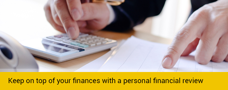 keep-on-top-of-finances-with-personal-financial-review