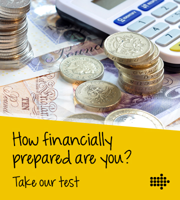 how financially prepared are you
